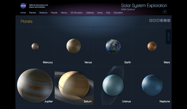 an analysis of the planets of the solar system in astronomy At least two as-yet undiscovered planets as big as earth or larger may be hiding in the outer fringes of the solar system,  is based on analysis of an effect.